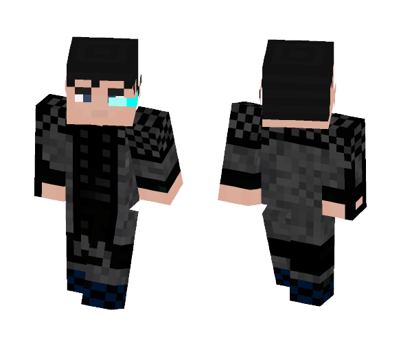 Futuristic Hunter - Male Minecraft Skins - image 1