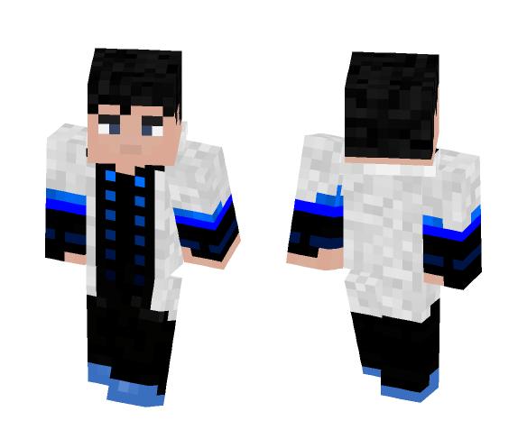 Tundra Hoodie - Male Minecraft Skins - image 1