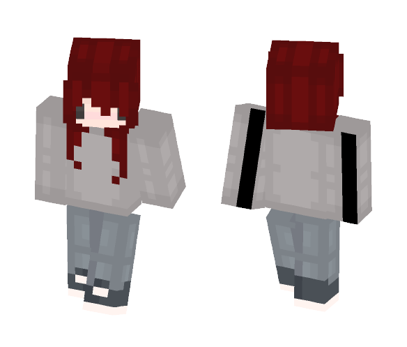 REQUEST FOR KIRA_EVE ♥ - Female Minecraft Skins - image 1