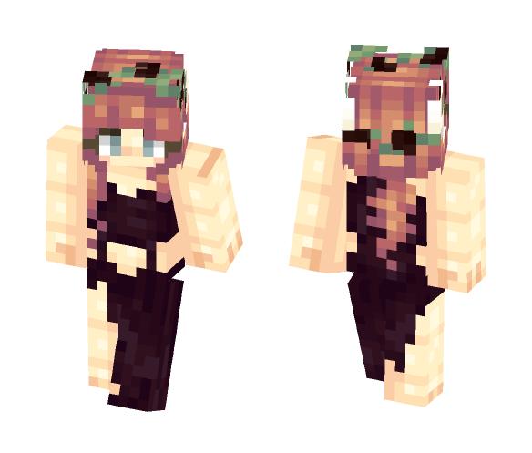 BrǐtBrǐtt~ Horns. - Female Minecraft Skins - image 1