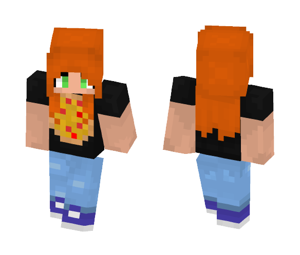 Download Pizza Perfect K Minecraft Skin For Free Superminecraftskins