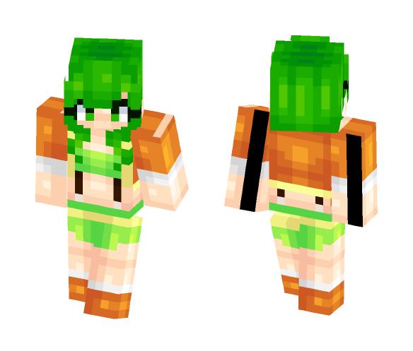 Gumi Megpoid - Female Minecraft Skins - image 1