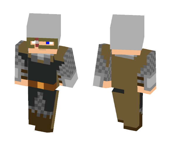 Wolfman House Lord - Male Minecraft Skins - image 1