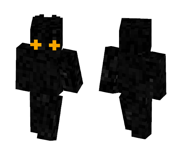 Download Kingdom Hearts Shadow Heartless Minecraft Skin For Free