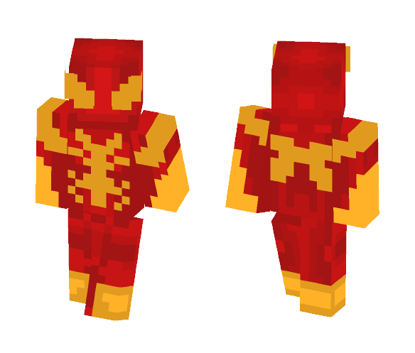 Iron spider - Male Minecraft Skins - image 1
