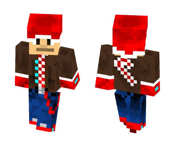 Skully (X-Mas) - Male Minecraft Skins - image 1