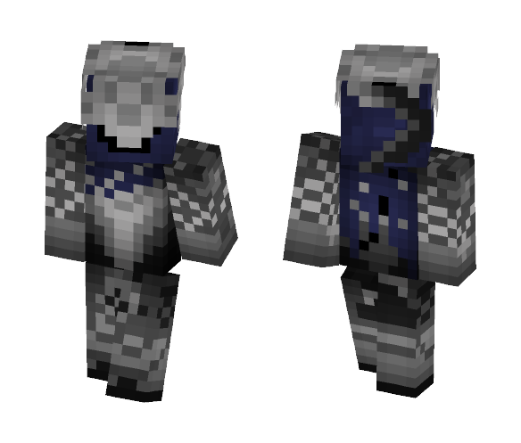 Download Artorias the Abysswalker Minecraft Skin for Free