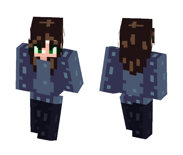Taking a break - Male Minecraft Skins - image 1