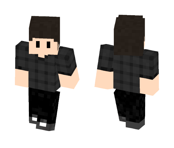Let's name him Andrew.. - Male Minecraft Skins - image 1