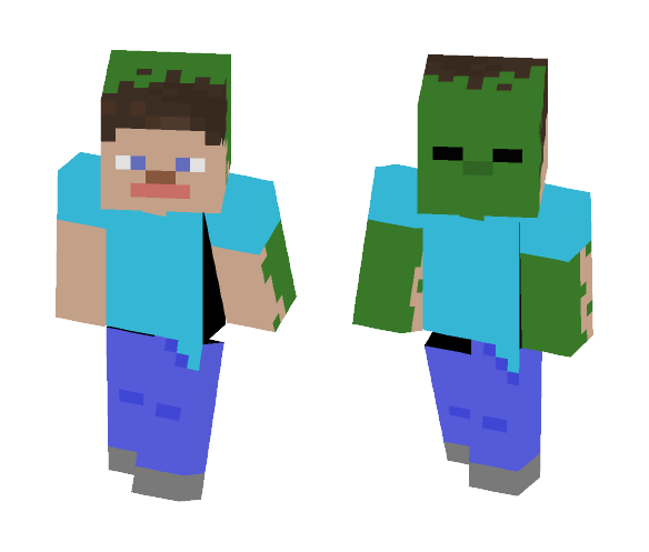 Infection - Male Minecraft Skins - image 1