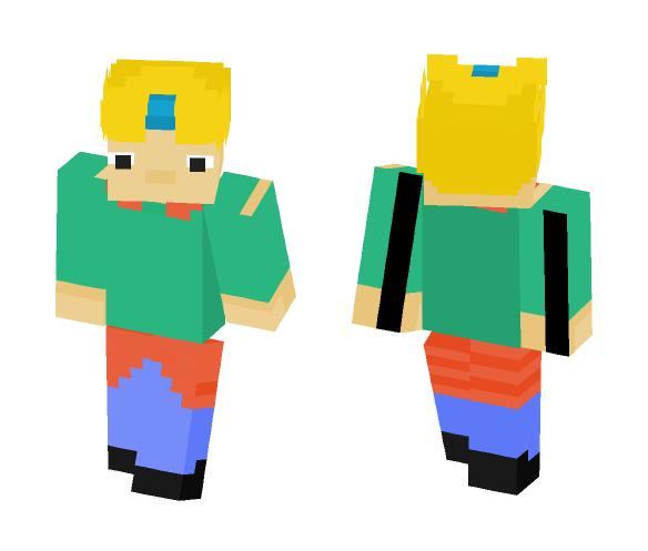 Hey, Arnold! - Male Minecraft Skins - image 1