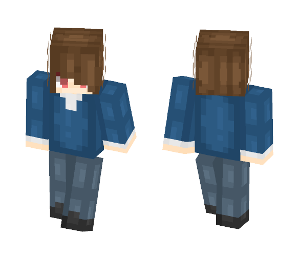 Request for ThatChibiArtist~ - Male Minecraft Skins - image 1