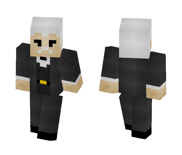 Download Godfather (Town of Salem) Minecraft Skin for Free