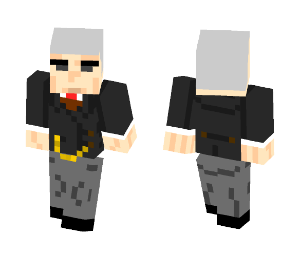 Adrian Ripburger {Full Throttle} - Male Minecraft Skins - image 1