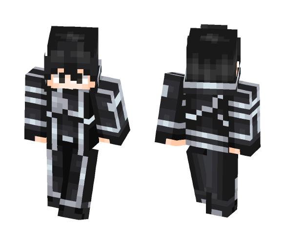 Download Kirito (Sword Art Online) Minecraft Skin for Free ...
