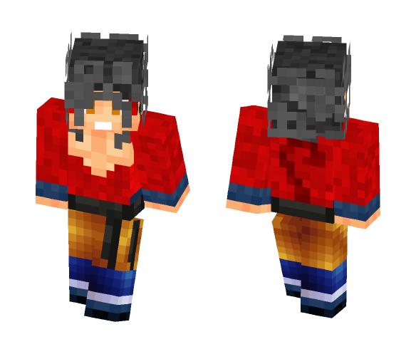 Download Goten Ssj4 Minecraft Skin For Free Superminecraftskins