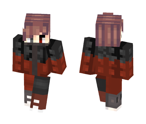 Here - Male Minecraft Skins - image 1