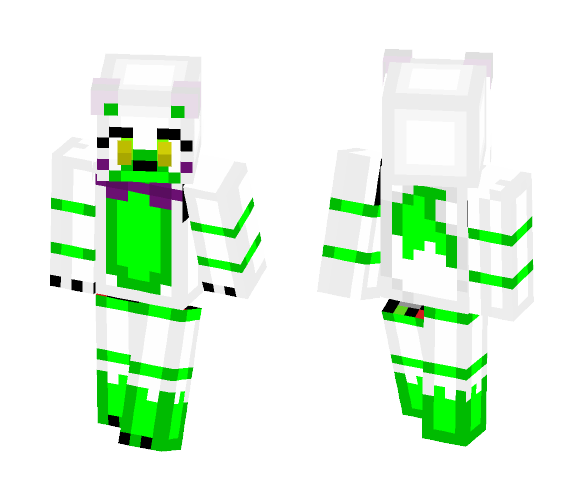 FunTime Tangle? - Male Minecraft Skins - image 1