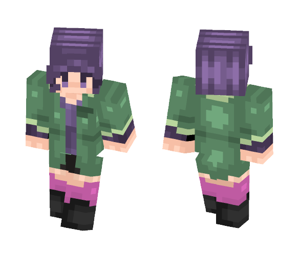 Download G Touka Tokyo Ghoul Old Minecraft Skin For Free