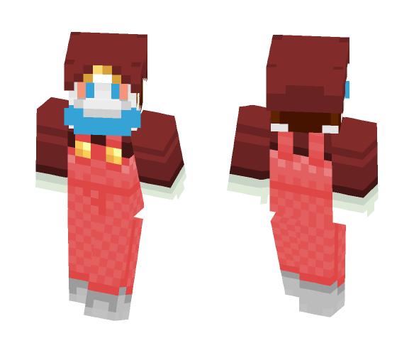 Grand Dad - Male Minecraft Skins - image 1
