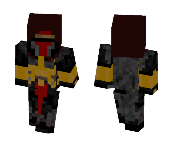 Darth Revan [WIP} - Male Minecraft Skins - image 1