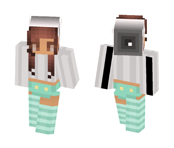 Weekends - Female Minecraft Skins - image 1