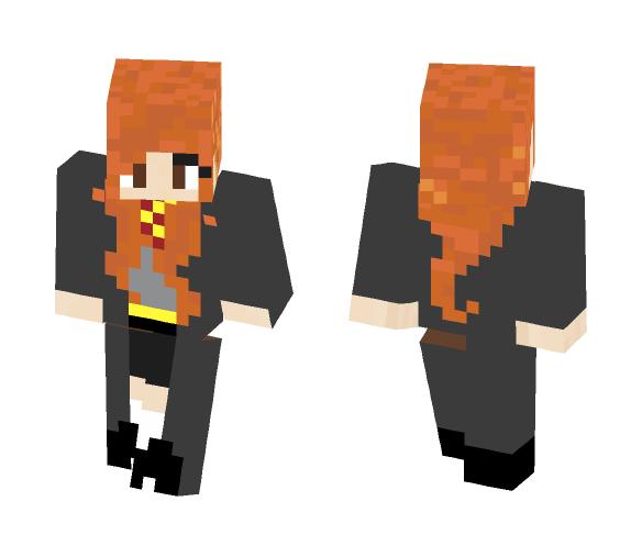 ginny weasley/potter - Female Minecraft Skins - image 1