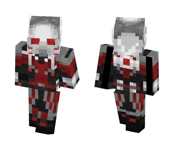 Ant-Man (Civil Wars) - Comics Minecraft Skins - image 1