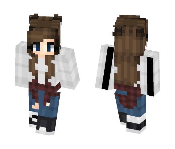 ᙢᘎ - Skin Trade! - ᙢᘎ - Female Minecraft Skins - image 1