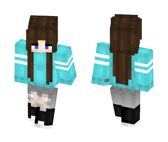 First Upload To PMC! - Female Minecraft Skins - image 1