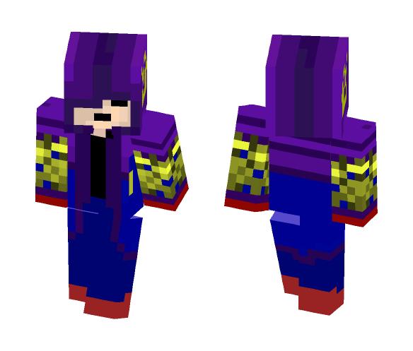 Jin Kazama - Male Minecraft Skins - image 1
