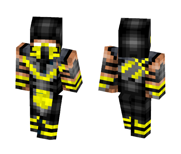 Minecraft skins scorpion |🌱 Scorpion skin for Minecraft PE