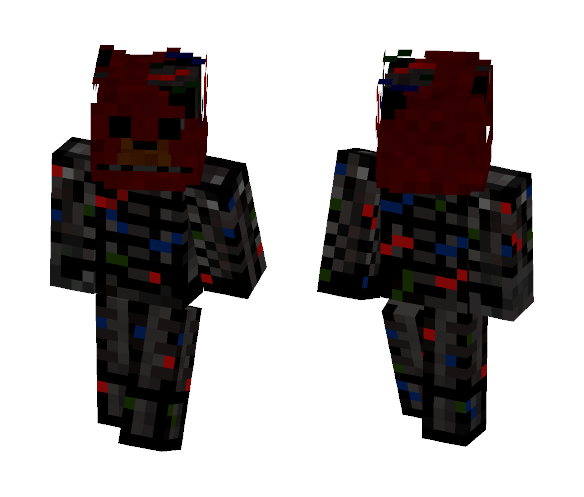 Foxy! The Joy of Creation - Male Minecraft Skins - image 1