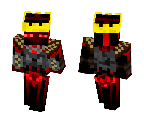 RedstoneEnderKing - Other Minecraft Skins - image 1