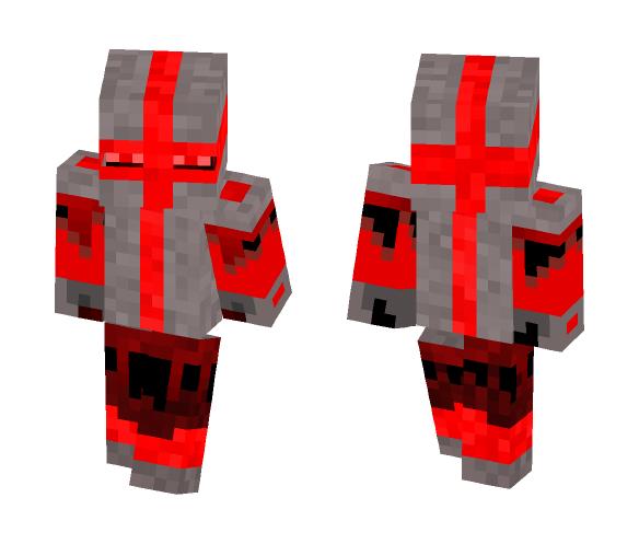 RedstoneEnderKnight - Other Minecraft Skins - image 1