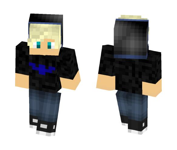 Hoodie :3 - Male Minecraft Skins - image 1