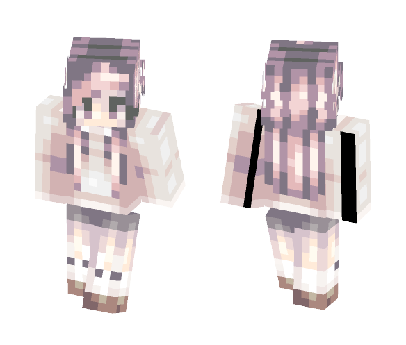 fanskin for bokui!! - Female Minecraft Skins - image 1