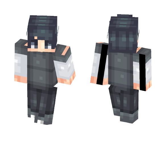 Deeeeep - Male Minecraft Skins - image 1