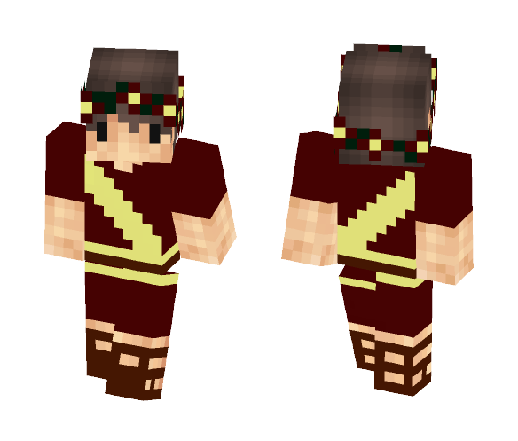 2nd joey - Male Minecraft Skins - image 1