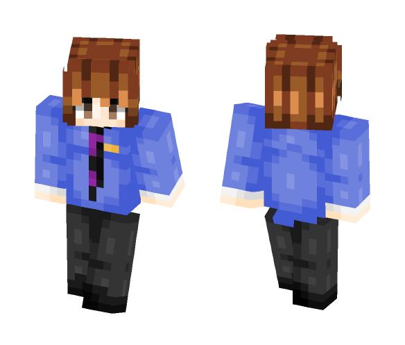 Haruhi (OHSHC) - Female Minecraft Skins - image 1