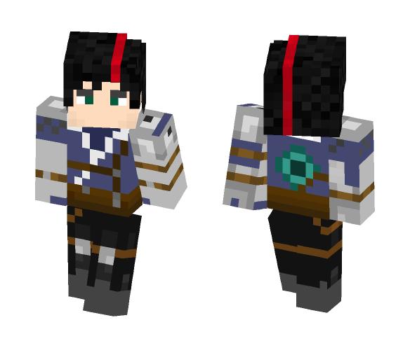 Avenger_Adventurer - Male Minecraft Skins - image 1
