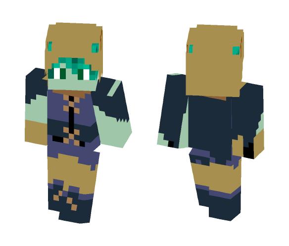 Avenger_Hunter (Better in Preview) - Male Minecraft Skins - image 1