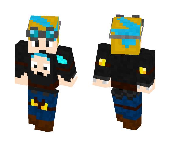 DanTDM Soldier - Male Minecraft Skins - image 1