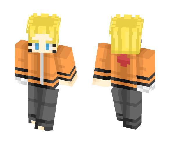 naruto hokage - Male Minecraft Skins - image 1