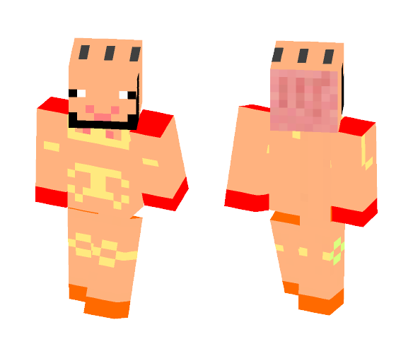 MaxiPro_Gamer - Male Minecraft Skins - image 1