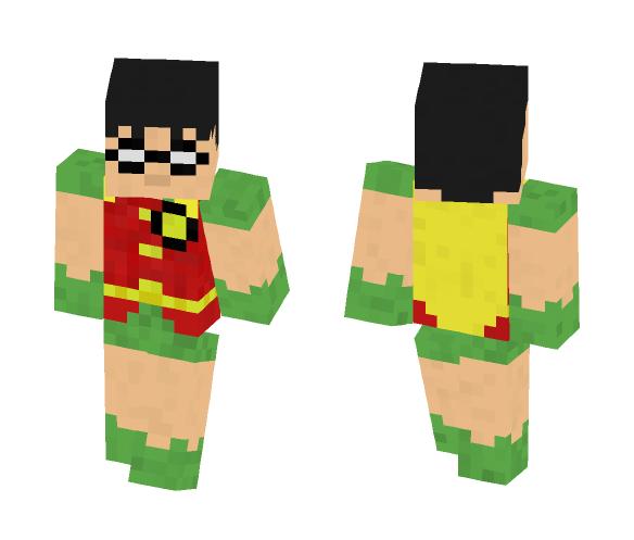 Robin (Jason Todd) - Male Minecraft Skins - image 1