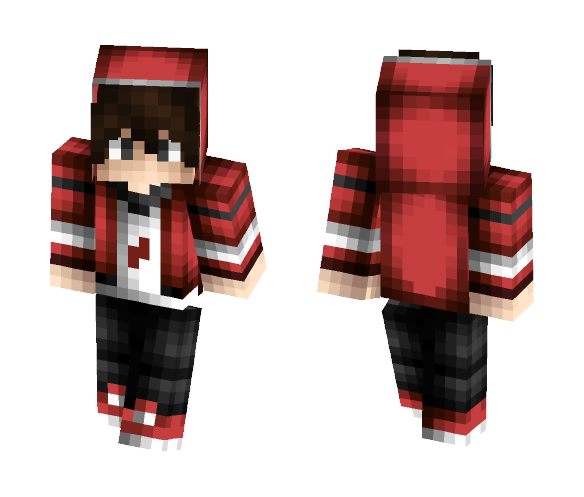 Jacob - Male Minecraft Skins - image 1