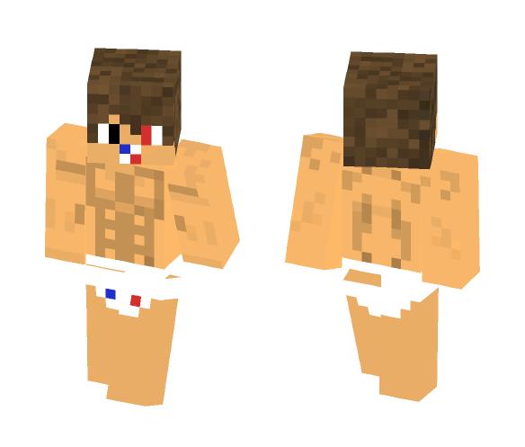 BABYBUFF - Male Minecraft Skins - image 1
