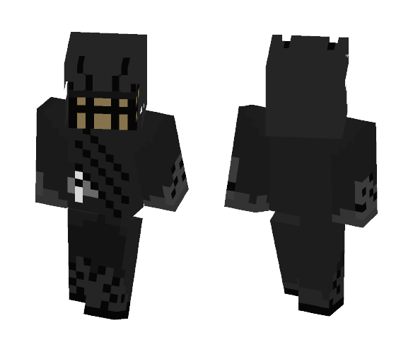 """Knight Of Ren """"The Rogue"""" - Interchangeable Minecraft Skins - image 1"""