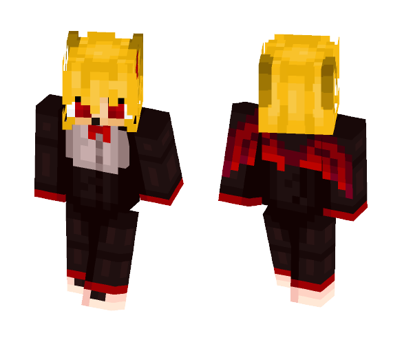 ~Suit - Male Minecraft Skins - image 1